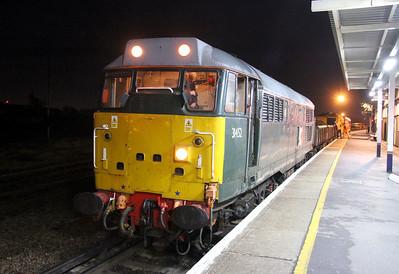 31452 Eastleigh 19/09/13 6Z32 Eastleigh to Tisbury