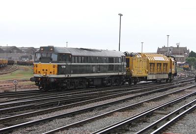 31190 Eastleigh 24/05/13 6Z31 Brockenhurst to Eastleigh