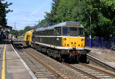 31190 Bramley 30/08/13 6Z31 Washwood Heath to Eastleigh