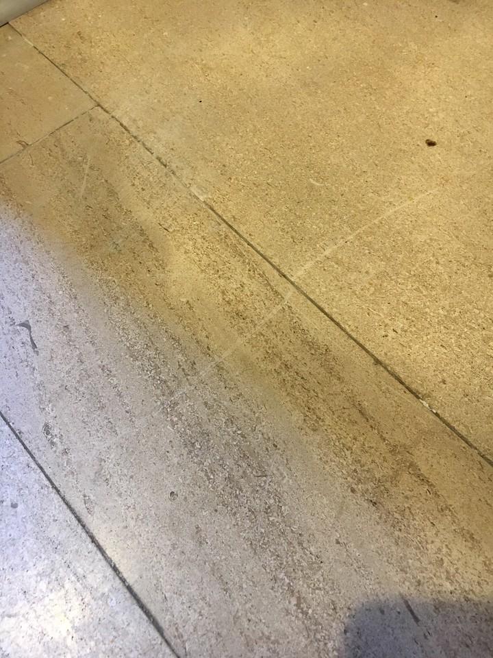 Kitchen - Scratches on Floor 2 of 9