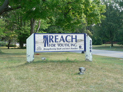 Reach for Youth, Inc. Sculpture