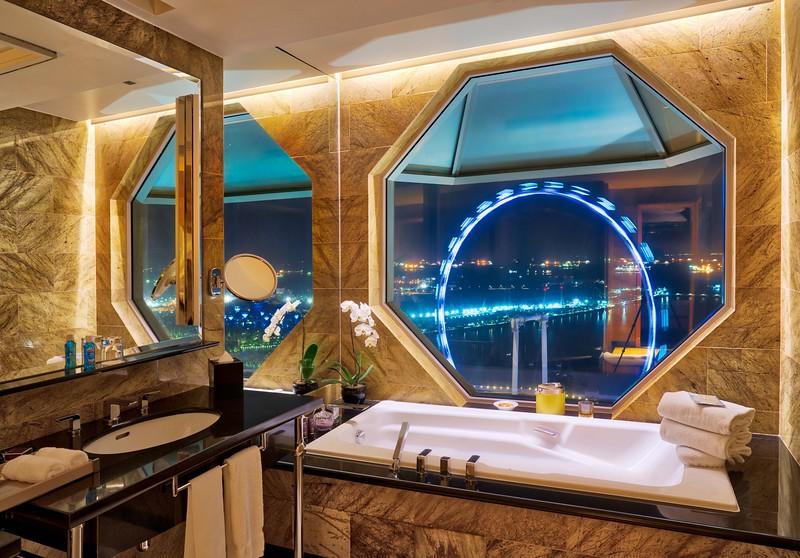 Bathtub in Singapore