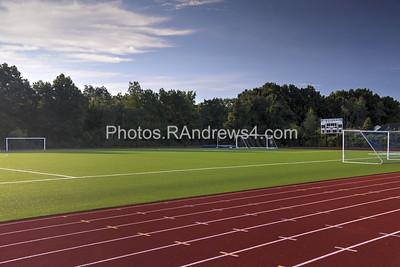 Abbey Wambach Field at Mercy High School