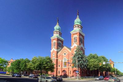 Northside Church of Christ (formerly Holy Redeemer Catholic Church)