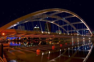 Frederick Douglass Susan B Anthony Bridge