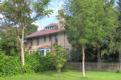 1075 St. Paul St., Home of John Jacob Bausch (founder of Bausch + Lomb)