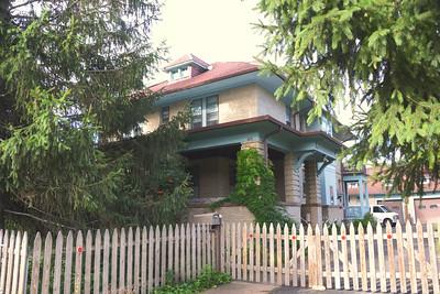 1075 St. Paul St., Home of John Jacob Bausch