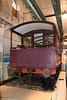 A second view of the former Swansea Harbour Trust saloon at the Swansea Museum store, Landore on 14th July 2010. Photography at the store is made difficult by the amount of material which is kept there.