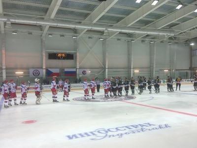 На Кубке Чёрного моря, который проходит в эти дни в Сочи, накануне состоялись два матча.