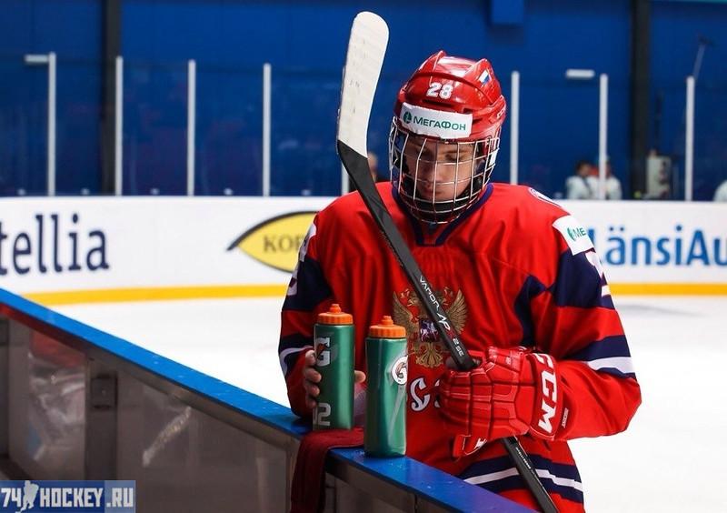 Защитник челябинской команды МХЛ Белые медведи и юниорской сборной России U18 Евгений Назаркин рассказал в интервью 74hockey.ru о прошедшем чемпионате мира по хоккею среди юниоров.