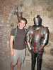 nephew Joe and a Castle knight