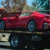 Ferrari on drive south