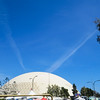 Antennae and dome in Long Beach