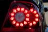 LA brake lights