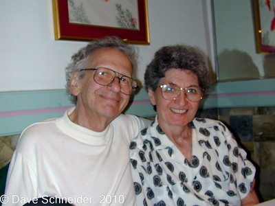 Ah - the proud Grandparents!