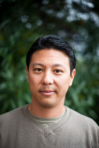 Assignment: Take portrait with 2:1 lighting ratio right/left