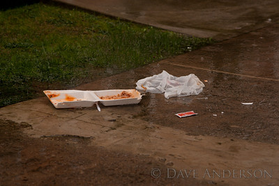 "Assignment: Take photo with theme ""Lunchtime Memories"" (No that wasn't my lunch, just something I found)"