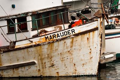 Half Moon Bay Marina, Boat(s)