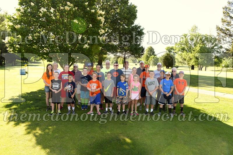 Summer Golf League June 2016