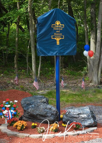 Sheppton Mine Disaster Historical Marker Dedication - 08/22/2015