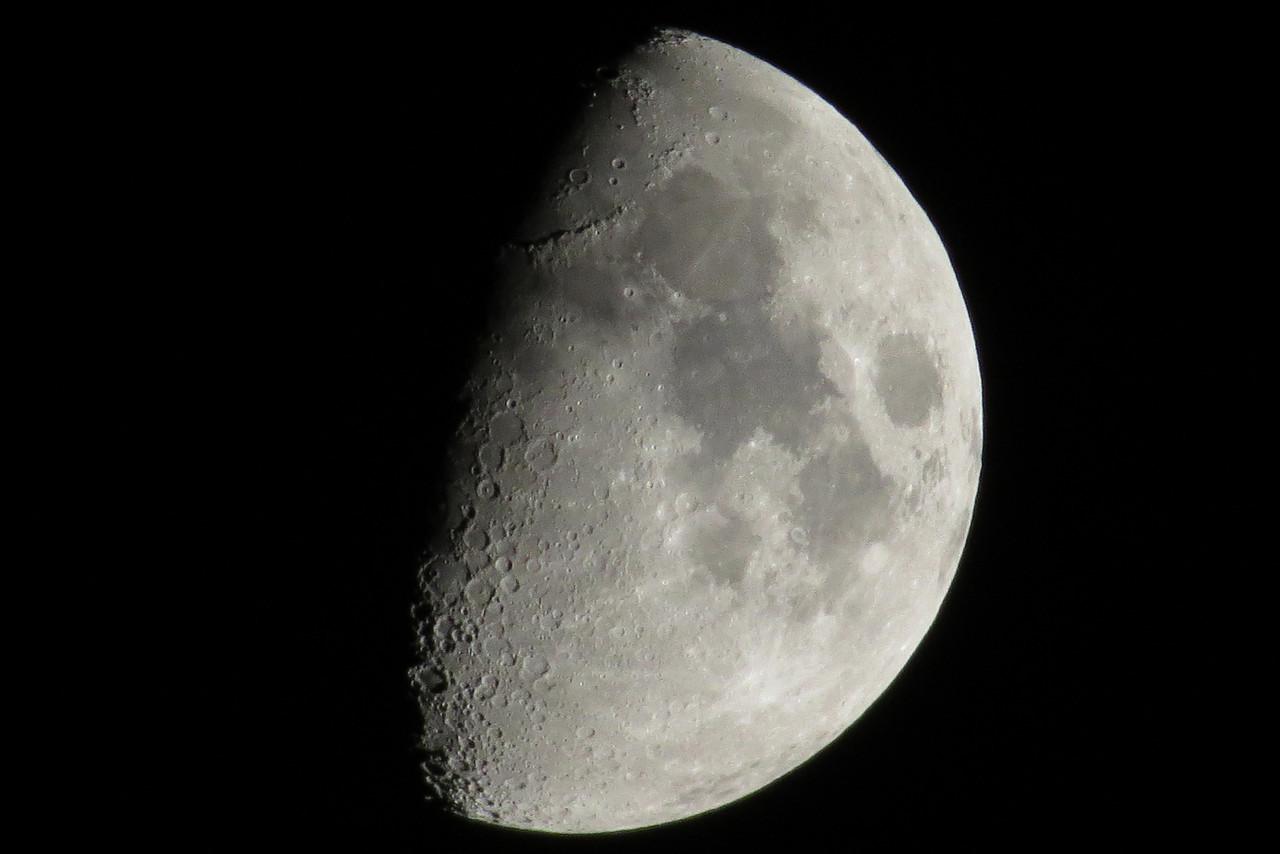 Moon shot 11/21/2012