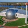 Basketball Hall of Fame, Springfield, MA (© Steven E. Nanton)