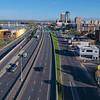Interstate 91 in Downtown Springfield MA (© Steven E. Nanton)