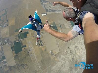Brian Ferguson at Skydive Utah - 66