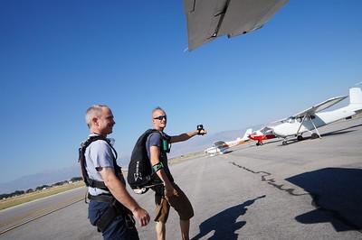 Brian Ferguson at Skydive Utah - 2