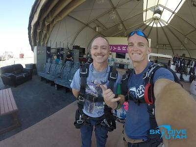 Brian Ferguson at Skydive Utah - 4