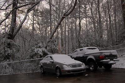 Snow, December 2009