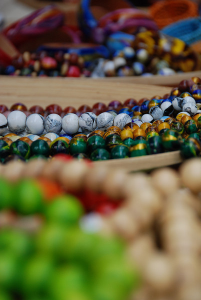 Colorful beads for sale