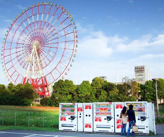 Odaiba Ferris Wheel