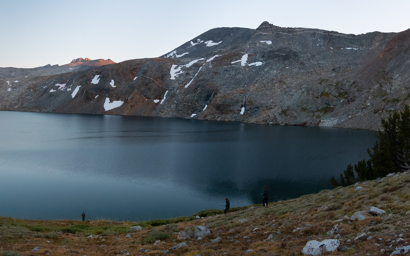 Ireland Lake, Yosemite NP