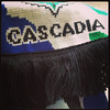 Cascadia game requires cascadia scarf!