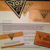 Timbers 107ist membership stuff showed up for 2014 renewal!