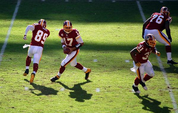 Redskins Vs Broncos