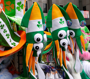 St. Patrick's Day Parade-Phila., 10 Mar 2013