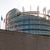 The European Parliament in Strasbourg.