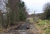 Rails are still in situ beyond this point on the former Cwmgors branch. This is the view looking towards Pontardawe on 16th January 2009.