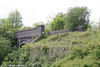 Another view of the four arch viaduct at Gwaun Cae Gurwen, intended to carry the east curve towards Cwmgors and - if the plan had come to fruition - on towards Pontardawe and Swansea. The viaduct was never brought into use. 20th May 2007.
