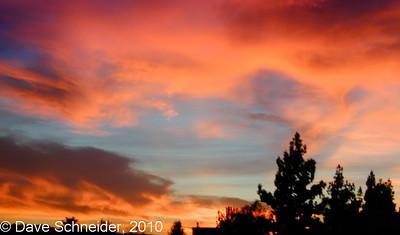 Sunsets, Jan 2000
