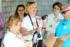 2014_08_09; bobbi kirkpatrick, chick gustafson, louie lowenberg