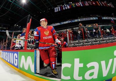 Сборная России под руководством Олега Знарка провела второй матч в рамках этапа Евротура Oddset Hockey Games.