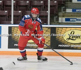 Защитник юниорской сборной России U17 Александр Яковенко рассказал в интервью 74hockey.ru о победе в финальном матче Мирового Кубка Вызова.