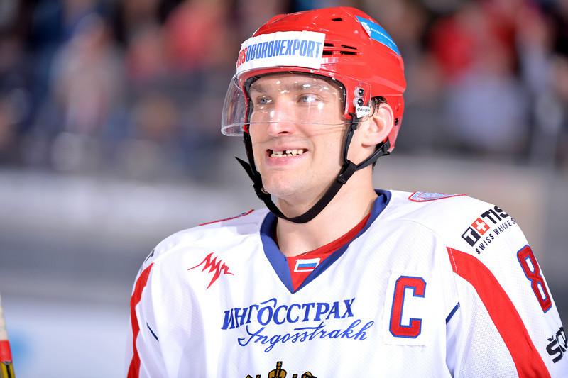 Сборная России сыграла в Хельсинки против сборной Финляндии в рамках Евротура.