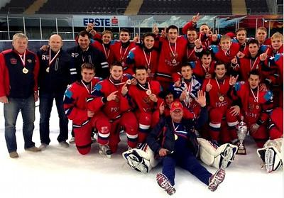 Юниорская сборная России U16 под руководством Сергея Голубовича выиграла турнир в Зальцбурге.