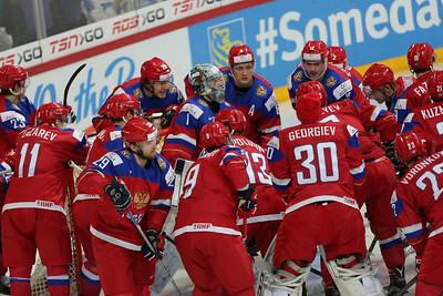 Молодёжная сборная России. 4 января 2016