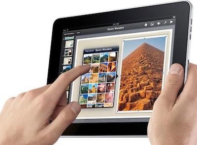 Apple iPad Keynote ad