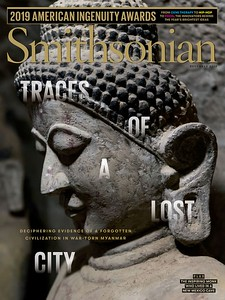 Cover of Smithsonian